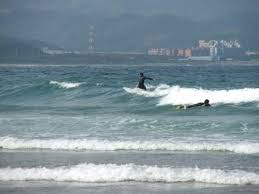 Fulong Beach is listed as one of the world's top-50 surfing spots