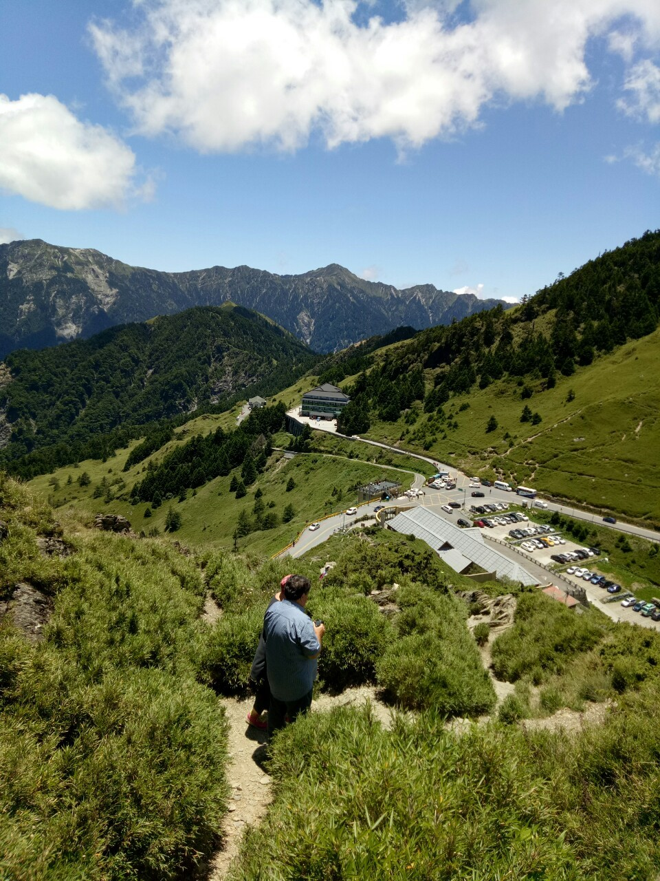 Hehuanshan National Forest Recreation Area