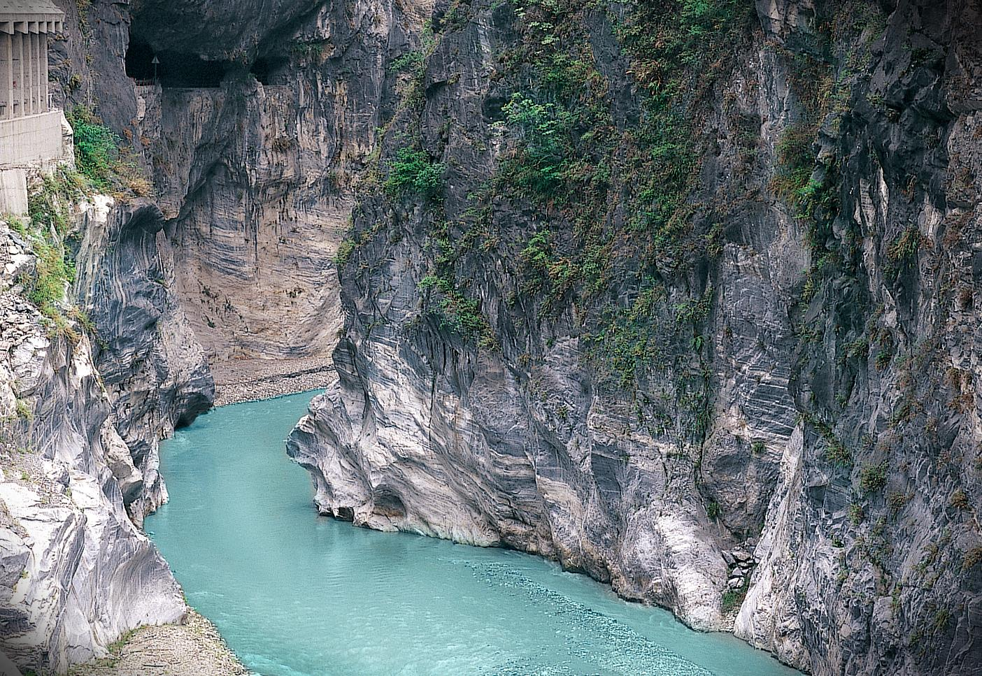 World's Top 10 must-see sights - Taroko Gorge